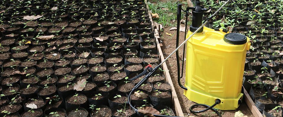 Nawozy iśrodki ochrony roślin